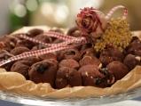 "Коледен шоколадов кейк ""Пампепато"""