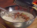 Шаран върху хилядолистник от картофи 2