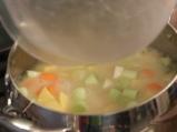 Френска пилешка супа 5