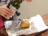Пълнени картофи с горгонзола