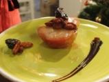 Печени ябълки с бадеми 6