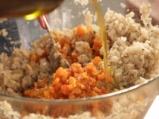 Зелеви сарми със счукан боб 3