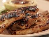 Мариновани меса на грил с магданозен сос 8