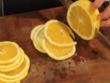 Портокалово-джинджифилов мус 5