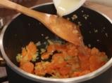 Бърза морковена супа