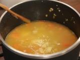 Бърза морковена супа 2
