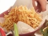 Пържени картофи с лимонова сол и розмарин 5
