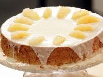 Лесна торта с цитруси