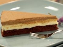Торта с кафе и маскарпоне