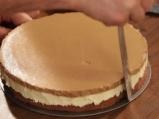 Торта с кафе и маскарпоне 10