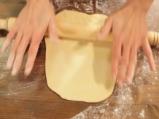 Рула от тесто с агнешко на пара 4