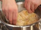 Рула от тесто с агнешко на пара 6