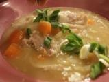 Пилешка супа със зеле 6