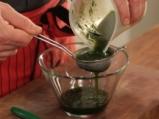 Зелени тортили с червен боб