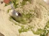 Зелени тортили с червен боб 2