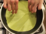 Зелени тортили с червен боб 5