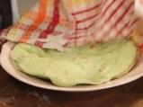 Зелени тортили с червен боб 6