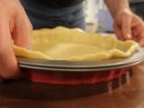 Тарт с маскарпоне и рикота 3
