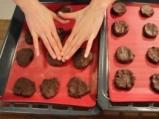 Бисквити Двоен шоколад 7