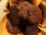 Бисквити Двоен шоколад 8