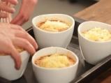 Печена супа с домати и хляб 7