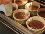 Шоколадов крем с винено-сметанов сос  5