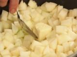 Трайфъл с ябълки и калвадос 7