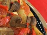 Картофени осминки на фурна с домати и...
