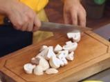 Картофени осминки на фурна с домати и печурки 2
