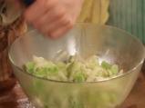 Кръмбъл от зимни зеленчуци със сметана 3