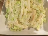 Кръмбъл от зимни зеленчуци със сметана 4