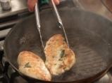 Пилешко с пюре от чесън 4