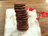 Бисквити с течен шоколад