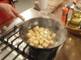 Тофу на тиган със зелен лук 3