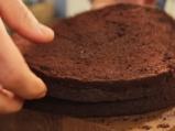 Шоколадова торта 8