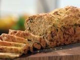 Хляб с тиквички и моркови
