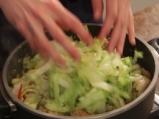 Пангасиус със зеленчуци на тиган 5