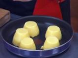 Качамачени тимбалчета в гъбен сос