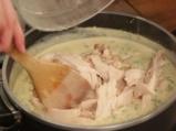 Пилешка яхния с лимон 5
