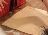 Пълнозърнест хляб с пилешко и моцарела 3