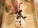 Пълнозърнест хляб с пилешко и моцарела 4