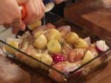 Мариновани пилешки бутчета на фурна 5