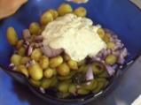 Пролетна картофена салата 4