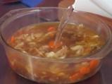 Китайска супа със свински ребърца 4