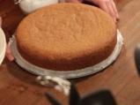 Бананов кейк с лешникова глазура  6