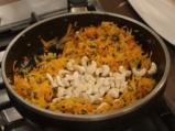Ориз със зеленчуци и кашу 2
