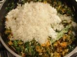 Ориз със зеленчуци и кашу 3