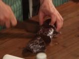 Шарени бисквити с какао и ванилия  3