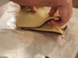 Шарени бисквити с какао и ванилия  5