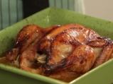 Печено пиле с резене 4